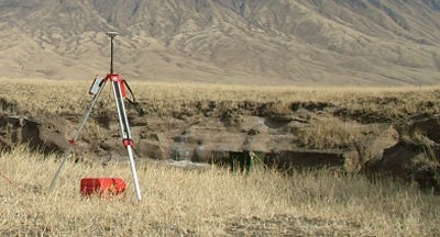 Gravity Surveying is a mineral exploration program using geophysics, bedrock, gold, silver in British Columbia.